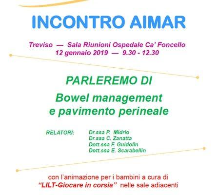 Incontro AIMAR a Treviso