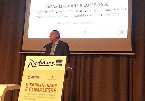 Tre milioni in Italia le persone con disabilità