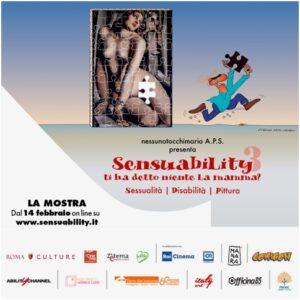Sessualità e disabilità, una mostra di fumetto