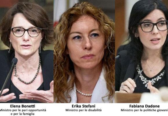 Tre Ministri e una lettera a Speranza